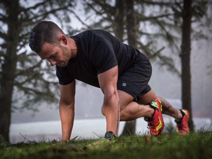 A No-Equipment Cardio Workout