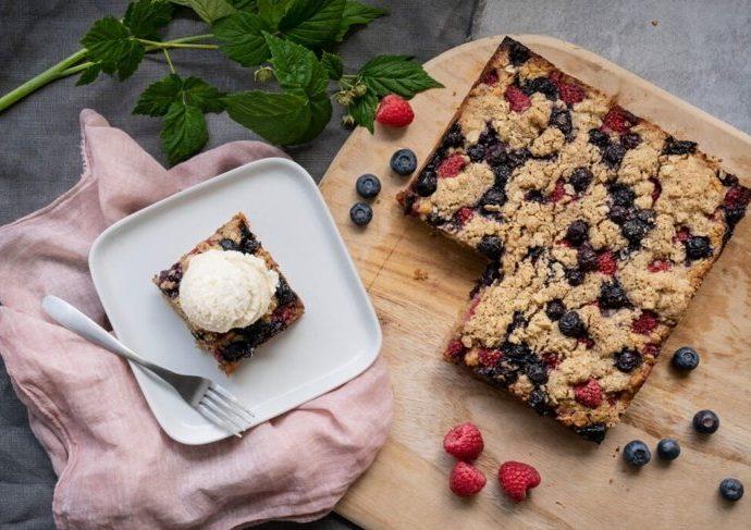 Berry beautiful recipes